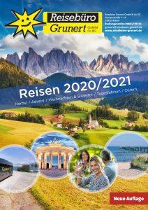 Busreisen 2020/2021