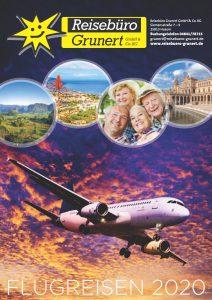Flugreisen 2020